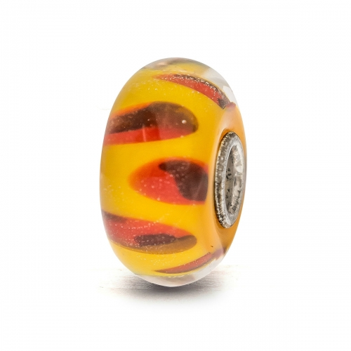 Trollbeads Red Shadow Charm (RETIRED) 61310