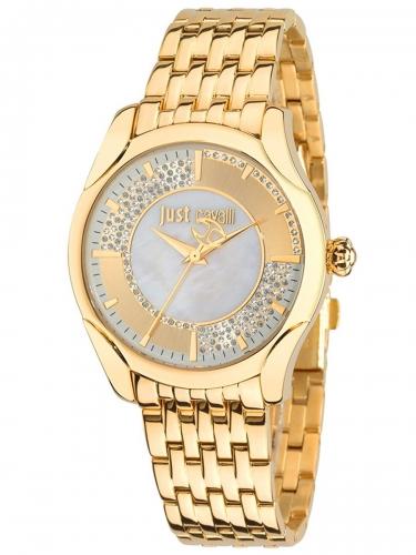 Just Cavalli Embrace White Watch R7253593501