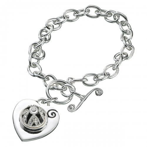 KAMELEON JewelPop Tiffany Sterling Silver Bracelet KBR19