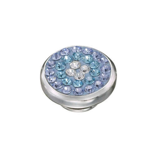 KAMELEON Blue Sparkle Sterling Silver JewelPop KJP48