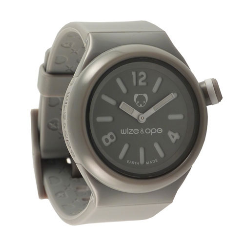 Wize and Ope Classic  Grey Shuttle Watch SH-ALL-4
