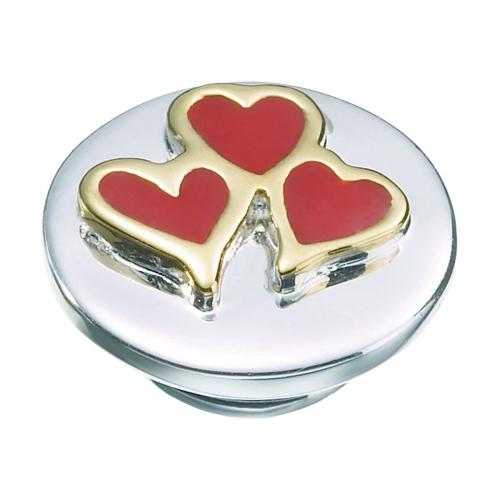 KAMELEON True Love Sterling Silver & 18k Gold JewelPop KJP312