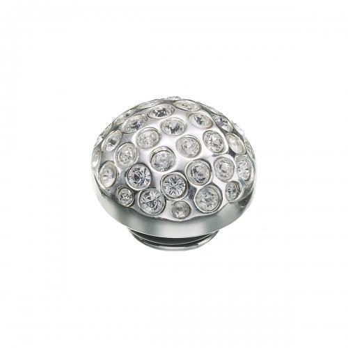KAMELEON Crystal Orb Sterling Silver JewelPop KJP380