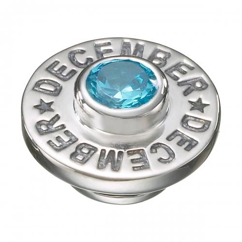 KAMELEON December Birthpop Sterling Silver JewelPop KJP431