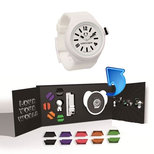 Wize and Ope Collectors Box Shuttle Watch BD-SH-2