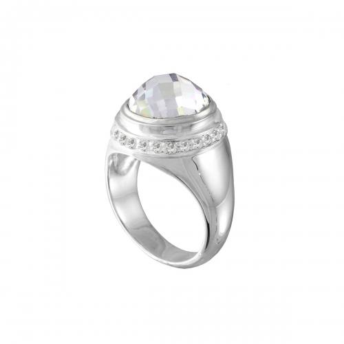 KAMELEON JewelPop CZ Silver Ring KR34