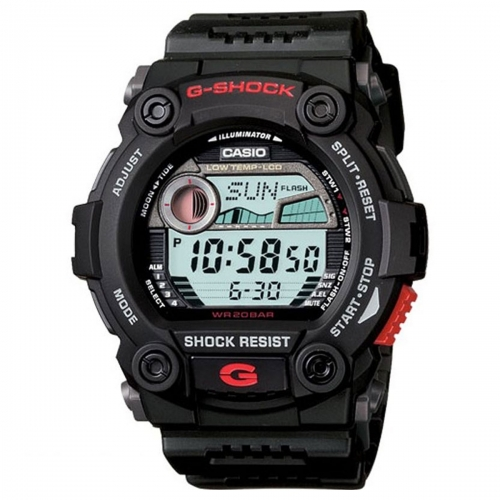 Casio G-Shock G-Rescue Alarm Chronograph Watch G-7900-1ER