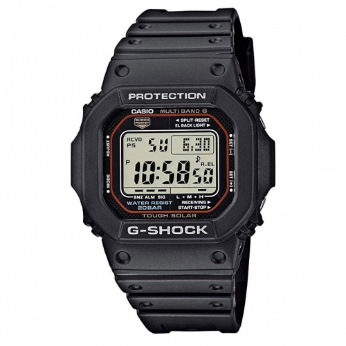 Casio G-Shock Alarm Chronograph Radio Controlled Watch GW-M5610-1ER