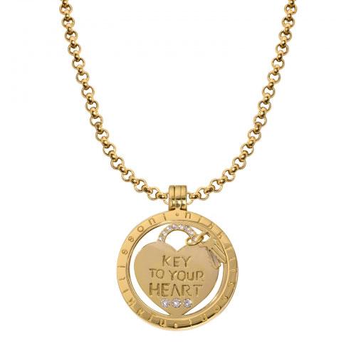 Nikki Lissoni Medium Key To Your Heart Necklace Set