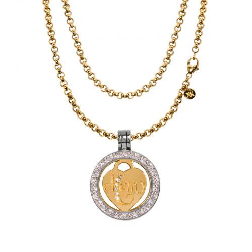 Nikki Lissoni Small Mom Necklace Set