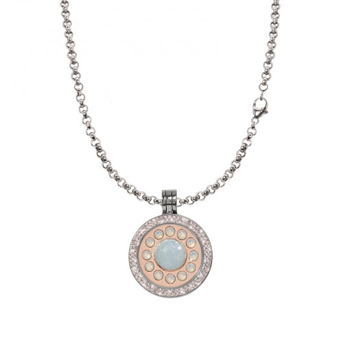 Nikki Lissoni Clarity & Patience Necklace Set