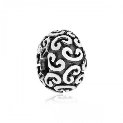 Pandora Swirl Baroque Silver Charm 790400