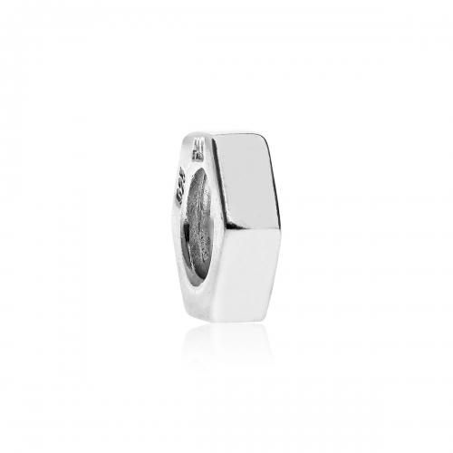 Pandora Pandora Hexagonal Silver Spacer 790154