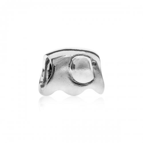 Pandora Rare Elephant Silver Charm 790123