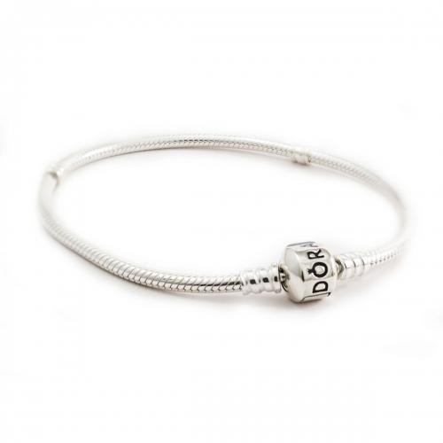 16CM Child's Pandora Silver Bracelet 590702 HV