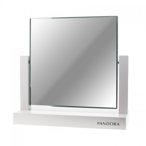 Pandora Double Sided Vanity Swivel Mirror