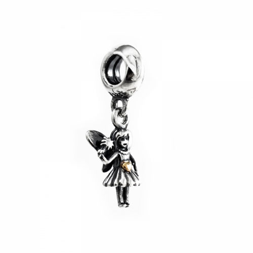Pandora Silver Fairy Pendant Charm 791032