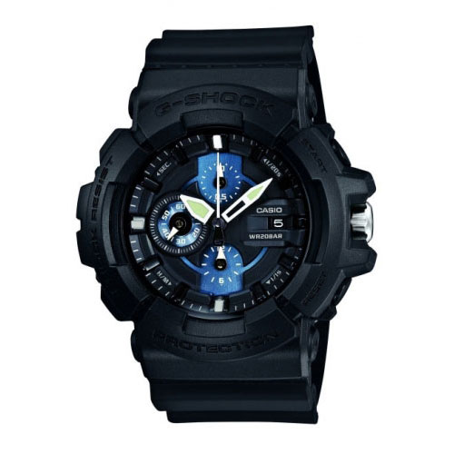 Casio G-shock Black Analogue Watch