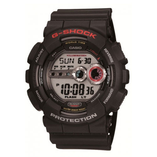 Casio G-Shock Rubber Strap Watch