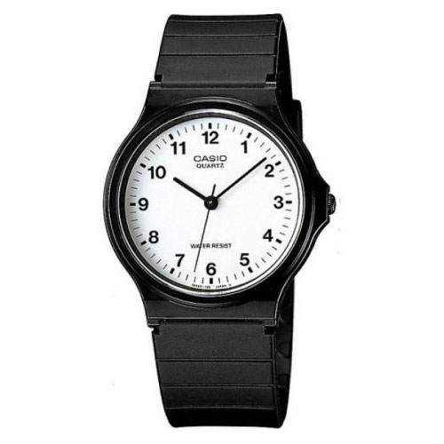 Casio Casio Classic Unisex Black Watch MQ-24-7BLL