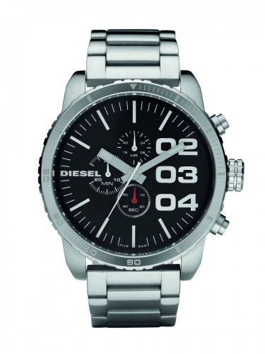 Diesel Diesel Steel XL Franchise Watch