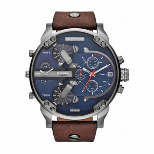 Diesel Mr. Daddy 2.0 Blue Watch
