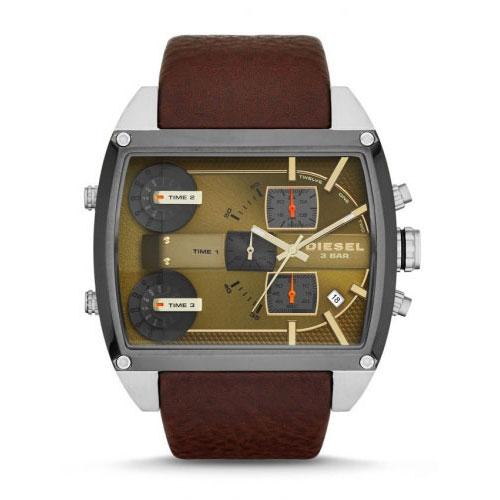 Diesel Brown Mothership Chronograph Watch