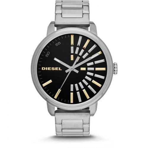 Diesel Silver Flare Ladies Watch