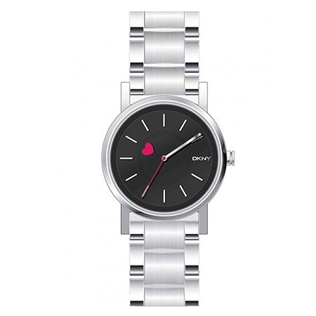 DKNY SoHo Ladies Silver Watch NY2268