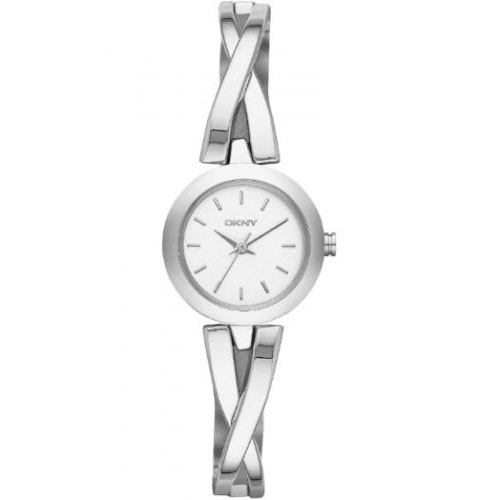DKNY Silver Crosswalk Watch
