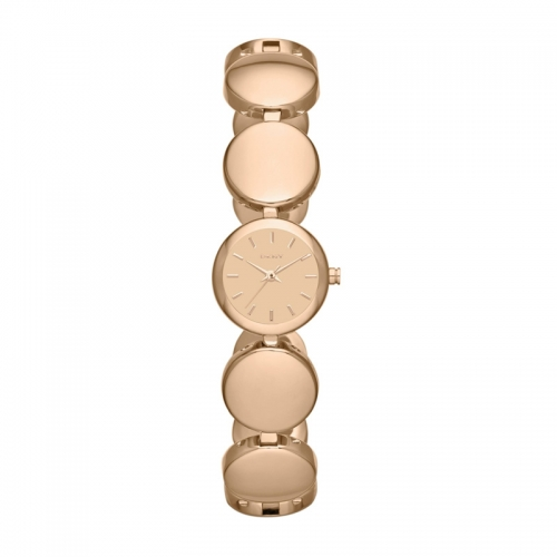 DKNY Ganservoort Rose Gold Watch