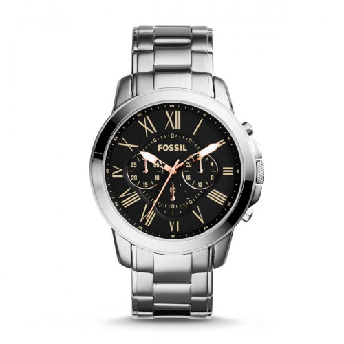 Fossil Grant Chronograph Watch