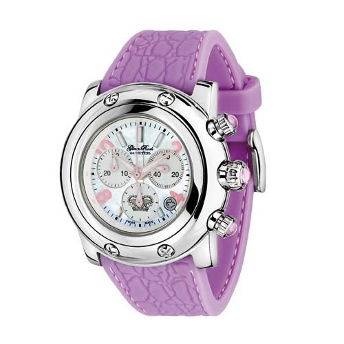 Glam Rock Lilac Miami Beach Watch GR30110