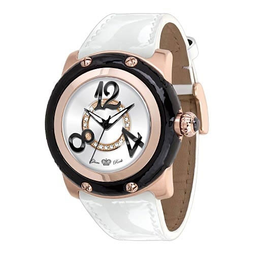 Glam Rock Miami White Watch