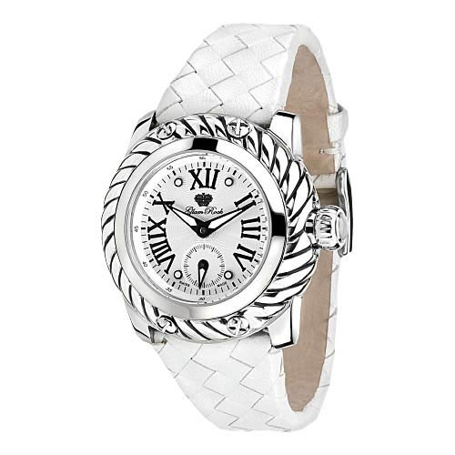 Glam Rock Palm Beach White Ladies Watch