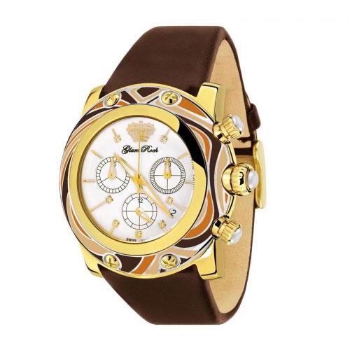 Glam Rock Smalto Chronograph Watch