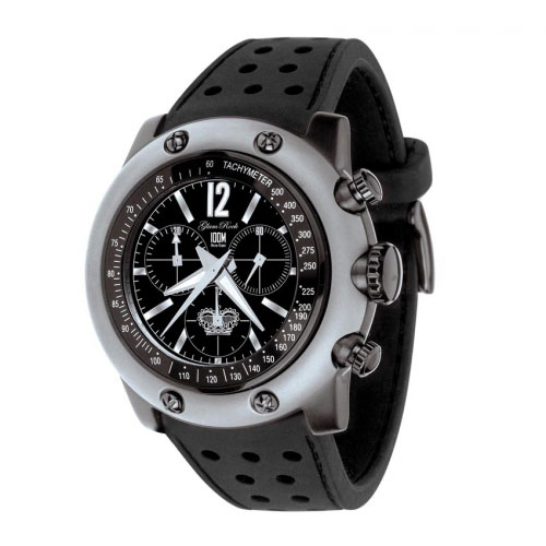 Glam Rock Race Track Chronograph Watch