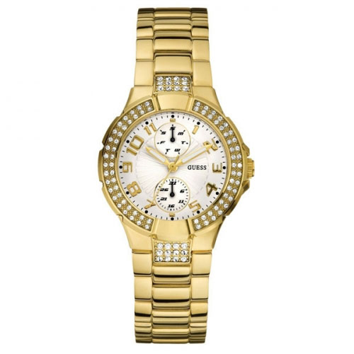 Guess Guess Ladies Mini Prism Watch