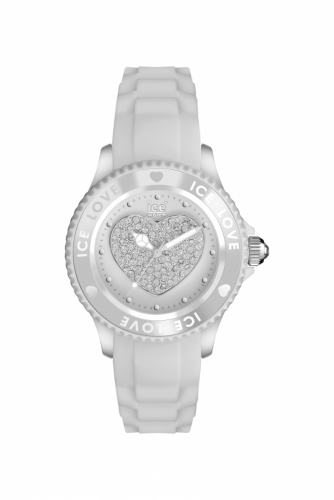 Unisex Ice Love Watch