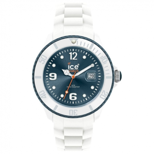 Small Ice White Jeans Watch