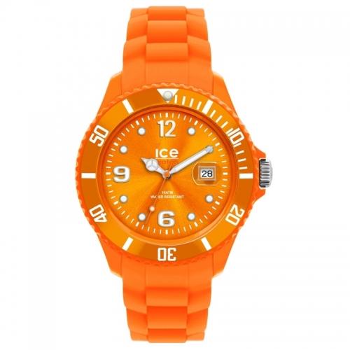 Unisex Orange Sili Forever Watch