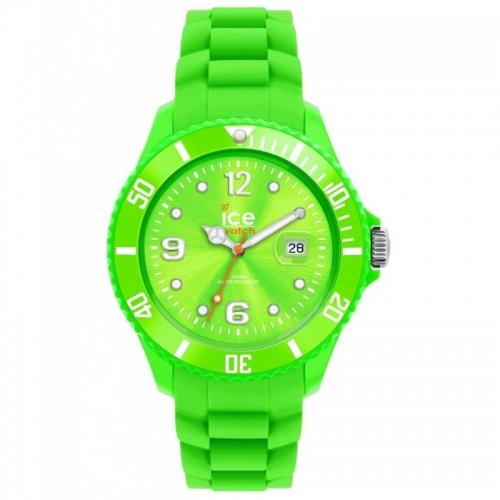 Sili Green Forever Watch