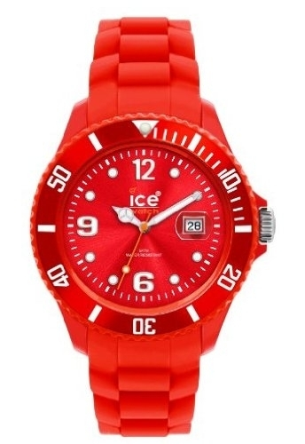 Unisex Red Sili Forever Watch
