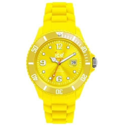 Big Sili Yellow Watch