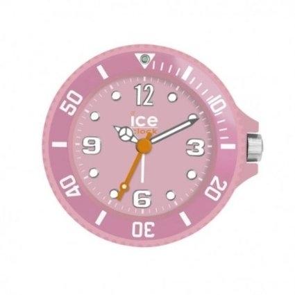 Pink Ice Watch Travel Alarm Clock