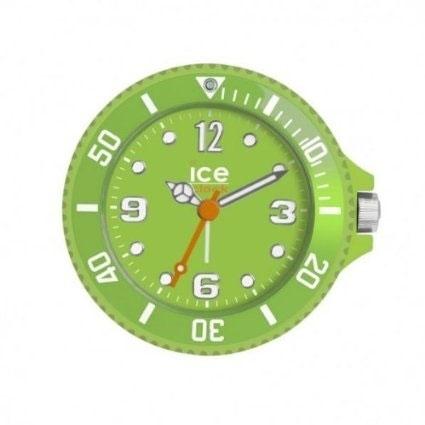 Green Ice Watch Travel Alarm Clock