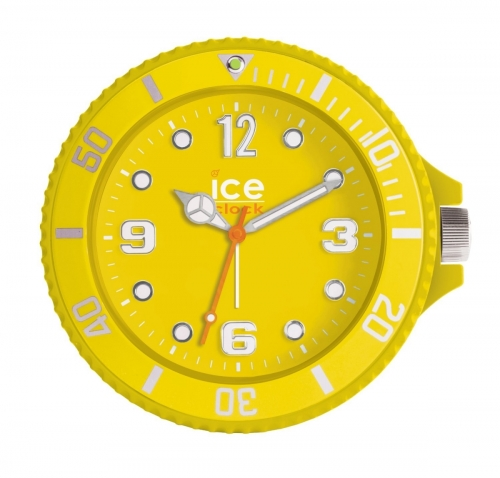 Yellow Ice Watch Alarm Clock