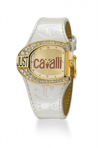 Just Cavalli Logo Watch R7251160575