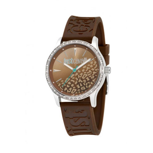 Just Cavalli Brown Huge Watch R7251127509
