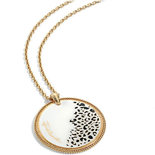 Just Cavalli Leopard Necklace